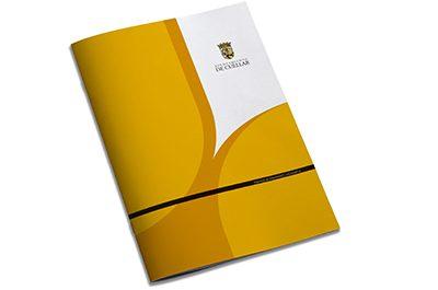 Ayuntamiento de Cuéllar manual de identidad