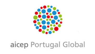 logo vector aicep Portugal Global