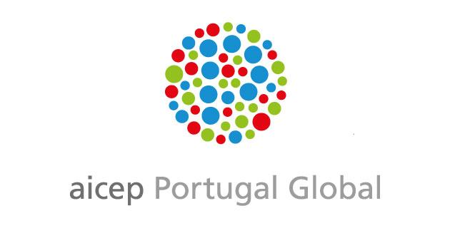 logo vector aicep Portugal Global