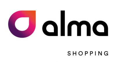 logo vector Alma Shopping