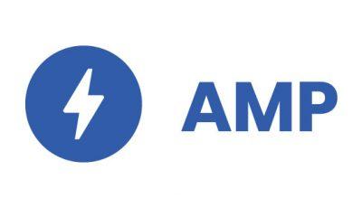 logo vector AMP