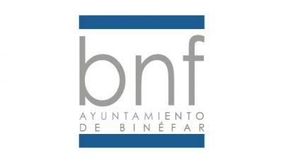 logo vector Ayuntamiento de Binéfar