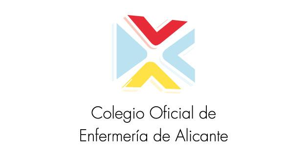 logo vector Colegio Oficial de Enfermería de Alicante