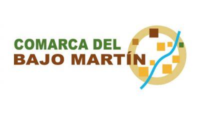 logo vector Comarca del Bajo Martín