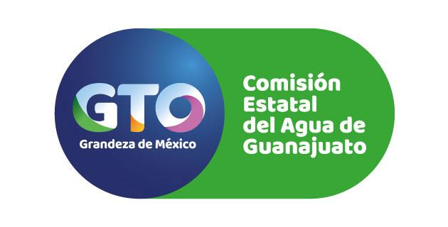logo vector Comisión Estatal del Agua de Guanajuato