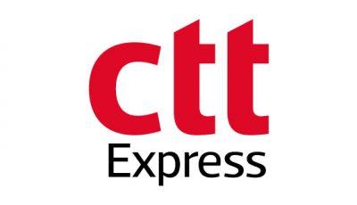 logo vector CTT Express