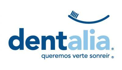 logo vector Dentalia