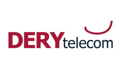 logo vector DERYtelecom