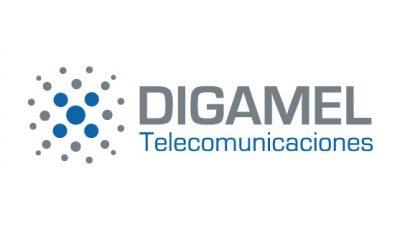 logo vector Digamel Telecomunicaciones