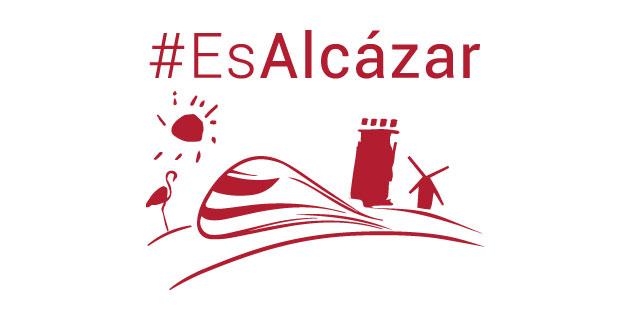 logo vector #EsAlcázar