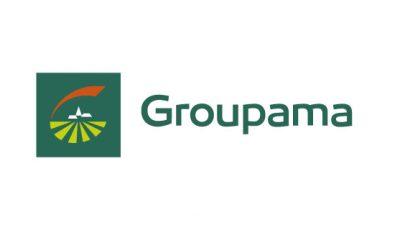 logo vector Groupama