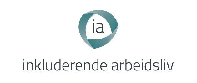 logo vector Inkluderende arbeidsliv (IA)