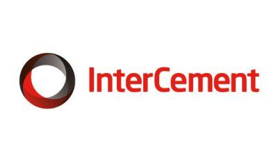 logo vector InterCement
