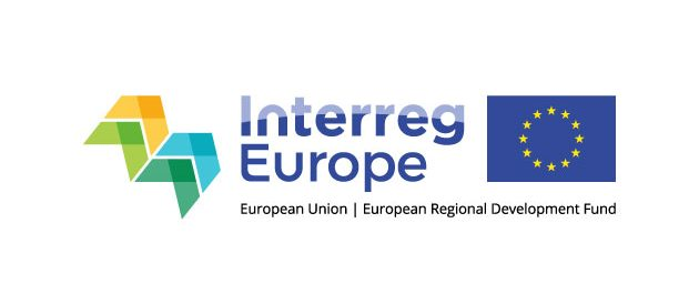 logo vector Interreg Europe