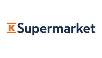 logo vector K-Supermarket