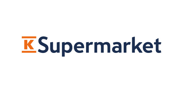 logo vector K-Supermarket
