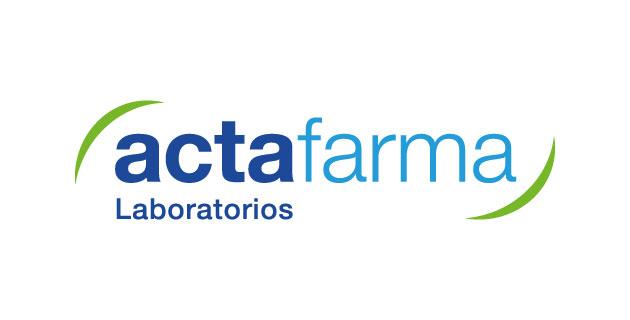 logo vector Laboratorios Actafarma