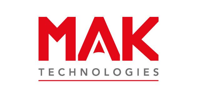 logo vector MAK Technologies