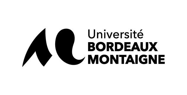 logo vector Université Bordeaux Montaigne