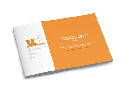 Université de Bourgogne cahier de normes graphiques