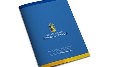 Ayuntamiento de Alhama de Murcia identidad corporativa