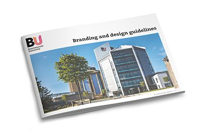 Bournemouth University brand guidelines