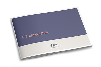 Folkehelseinstituttet profilhåndbok