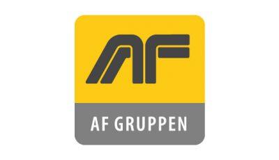 logo vector AF Gruppen