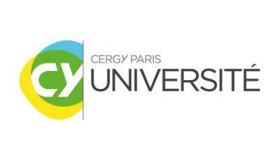 logo vector CY Cergy Paris Université