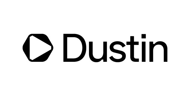 logo vector Dustin