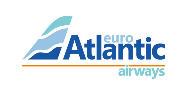 logo vector EuroAtlantic Airways