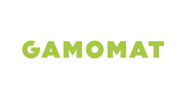 logo vector Gamomat