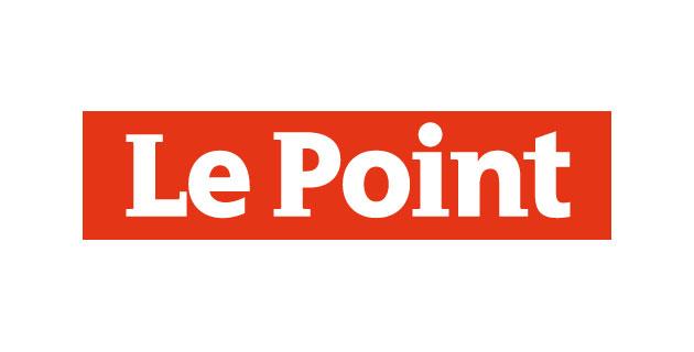 logo vector Le Point