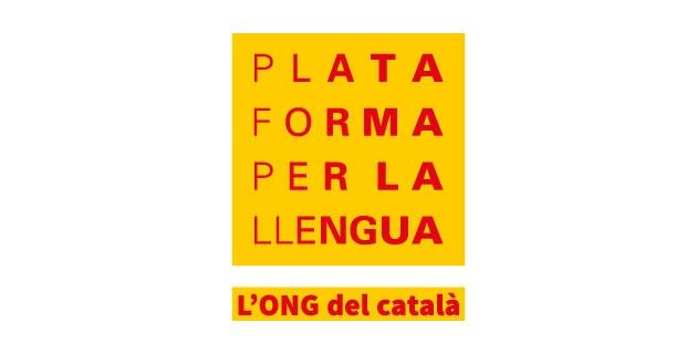 logo vector Plataforma per la Llengua