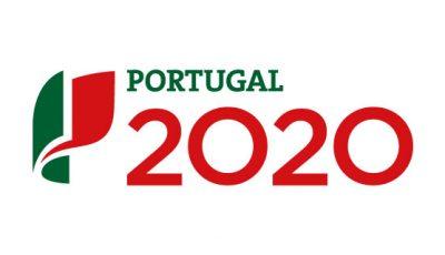 logo vector Portugal 2020