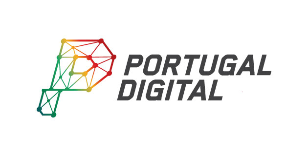 logo vector Portugal Digital