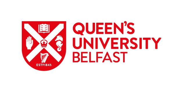 logo vector Queen's University Belfast