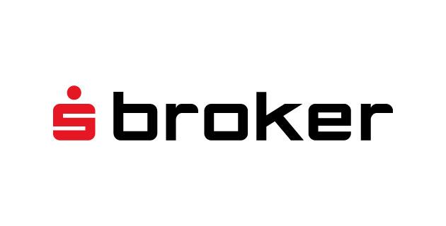 logo vector S Broker