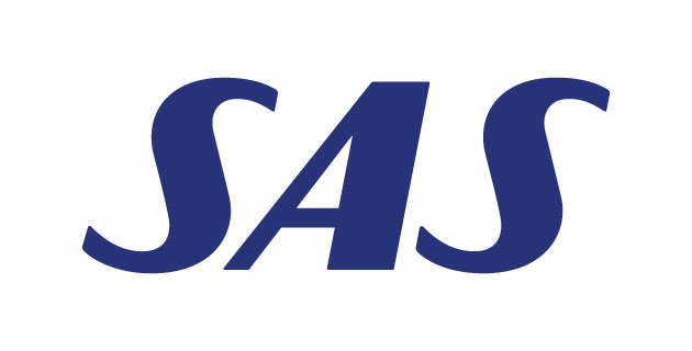 logo vector SAS - Scandinavian Airlines