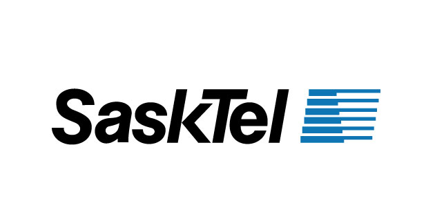 logo vector SaskTel