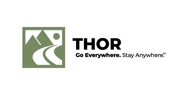 logo vector Thor Industries