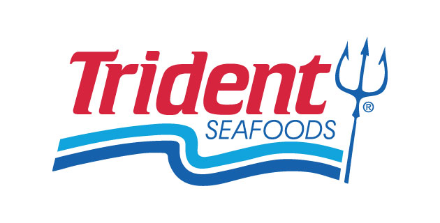 logo vector Trident Seafoods