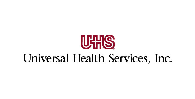 logo vector Universal Health Services