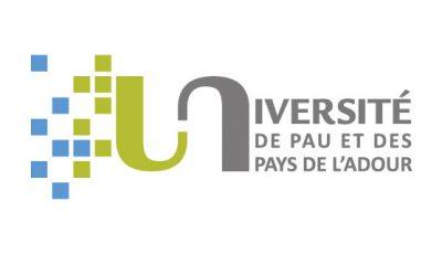logo vector Université de Pau et des Pays de l'Adour