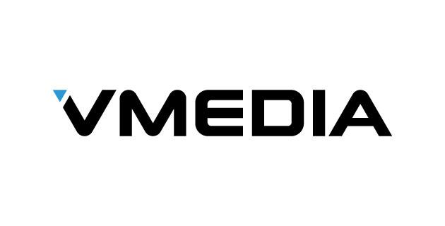 logo vector VMedia