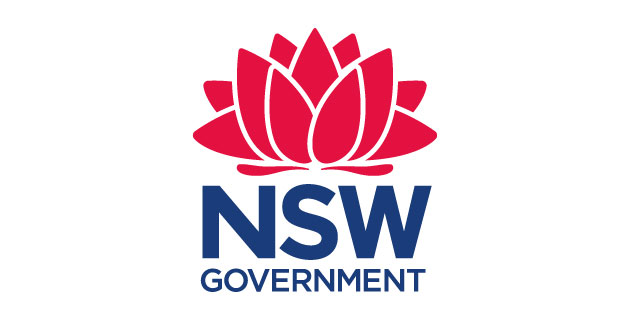 logo vector NSW Government