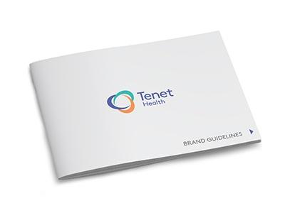 Tenet Health brand guidelines