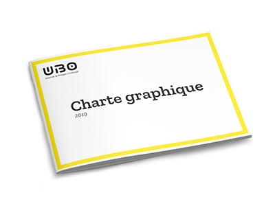 Université de Bretagne Occidentale charte graphique