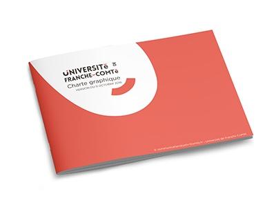 Université de Franche-Comté charte graphique