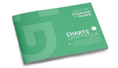 Université de Guyane charte graphique